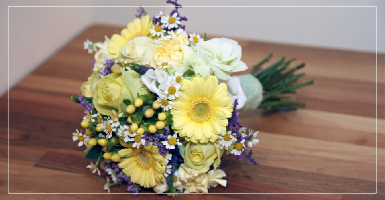 Wedding flowers in east yorkshire : The daisy chain fresh flowers